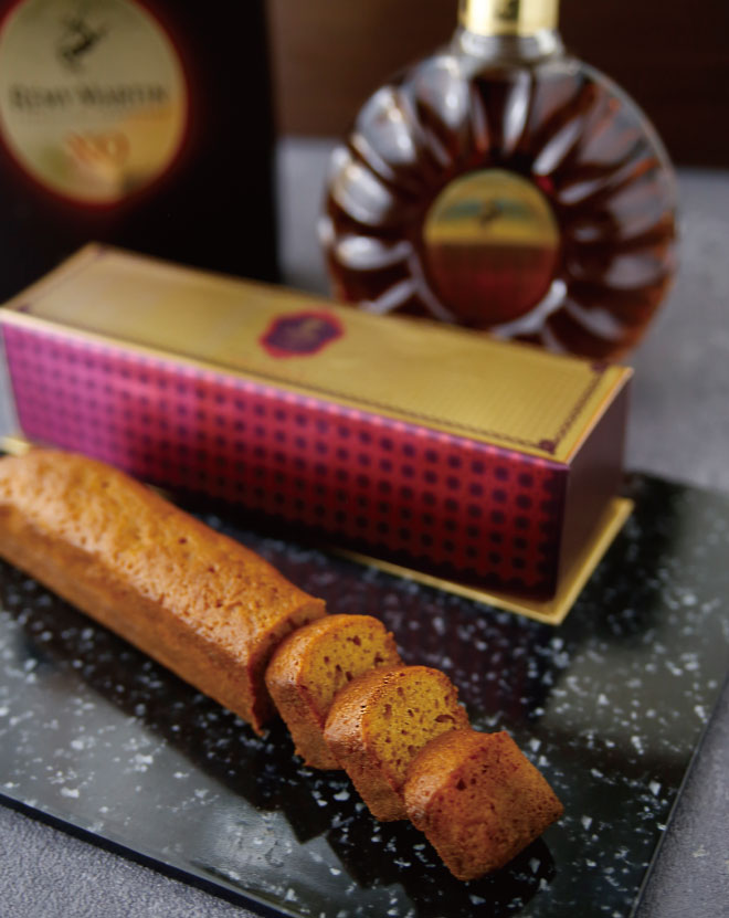 PATISSERIE TOOTH TOOTH 父の日限定商品『エクストラ コニャック ケイク