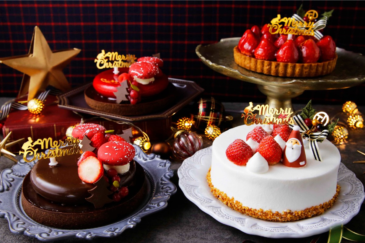 PATISSERIE TOOTH TOOTH クリスマスケーキのご予約を受け付けております!