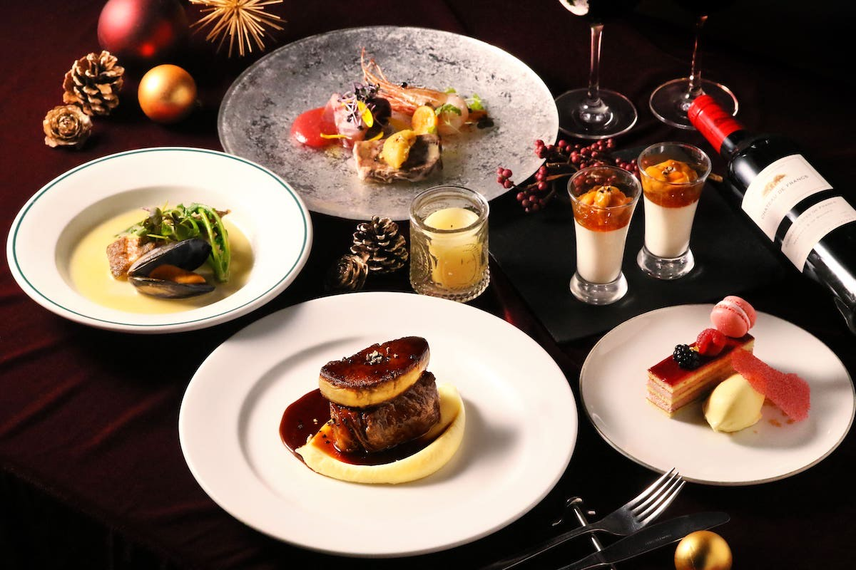 【12/24・25限定】恵比寿の隠れ家ビストロ『TOOTH TOOTH TOKYO』大切な人と過ごすクリスマスディナーコース、11/12(木)より予約受付開始