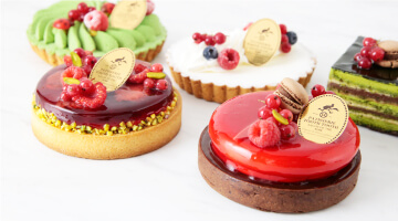 PATISSERIE TOOTH TOOTHオンラインショップ限定のお取り寄せケーキ