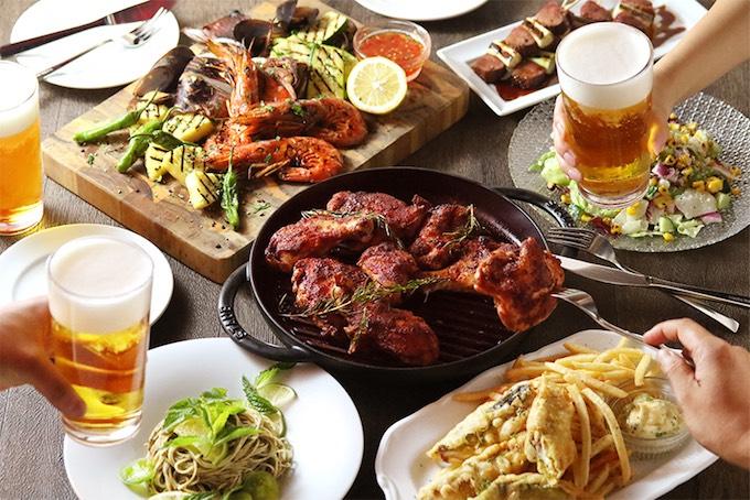 """""""TOOTH TOOTH TOKYO""""から、ビールが美味しい、夏限定「ビアパーティープラン」が7/5(水)スタート!"""