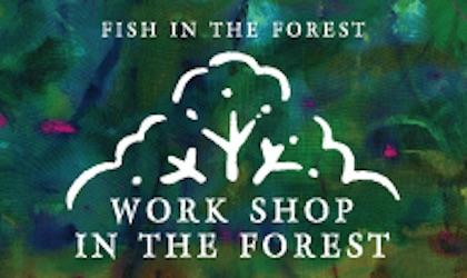 【12月】WORK SHOP IN THE FOREST!