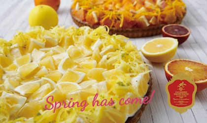 PATISSERIE TOOTH TOOTH「Spring has come!」