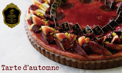 PATISSERIE TOOTH TOOTH「tarte d'automne」
